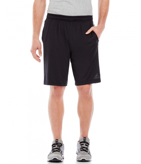 Imbracaminte Barbati adidas Team Issue 3-Stripe Solid Shorts Black