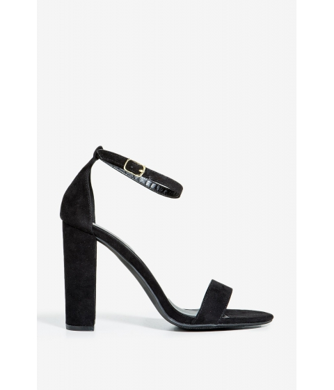 Incaltaminte Femei CheapChic Arianna-1 First In Line Heel Black
