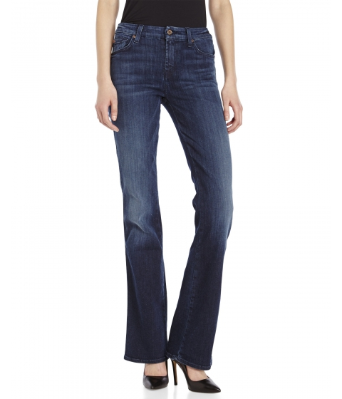 Imbracaminte Femei 7 For All Mankind Kimmie Bootcut Jeans Blue