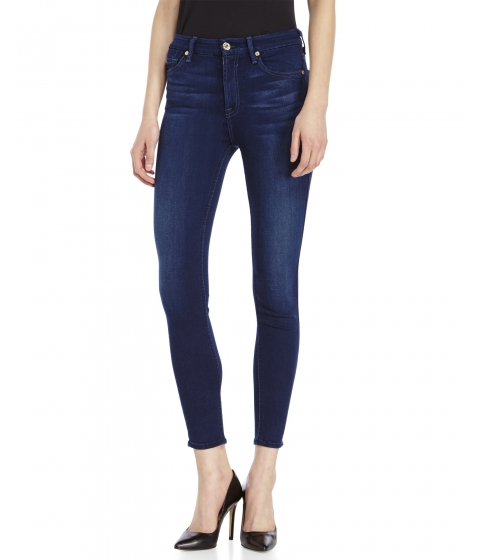 Imbracaminte Femei 7 For All Mankind Slim Illusion Jeans Blue