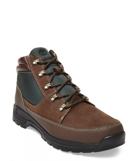 Incaltaminte Barbati Timberland Dark Brown Green SKHigh Rock II Boots Dkbrngrn