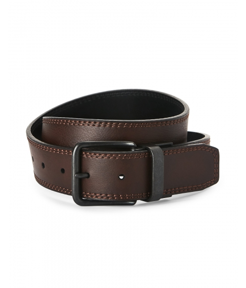 Accesorii Barbati Levi's Brown Black Reversible Belt Brown Black