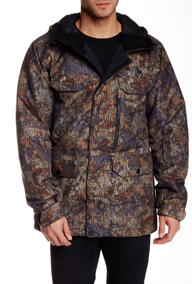 Imbracaminte Barbati The North Face Rufus Insulated Jacket BRINDLEBRO