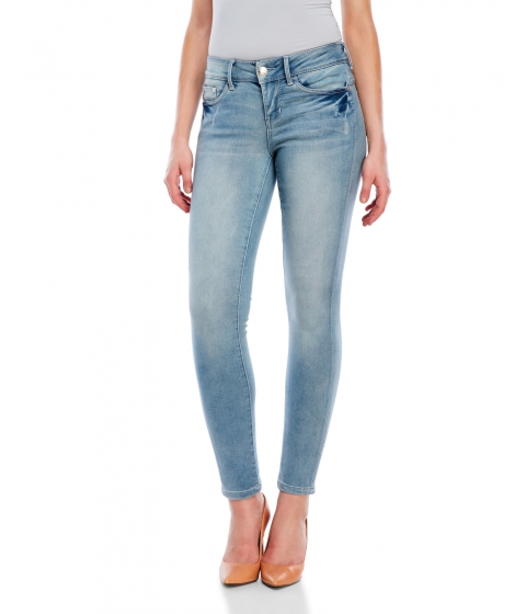 Imbracaminte Femei Seven7 The Slimming Slimaker Skinny Jeans Cielo