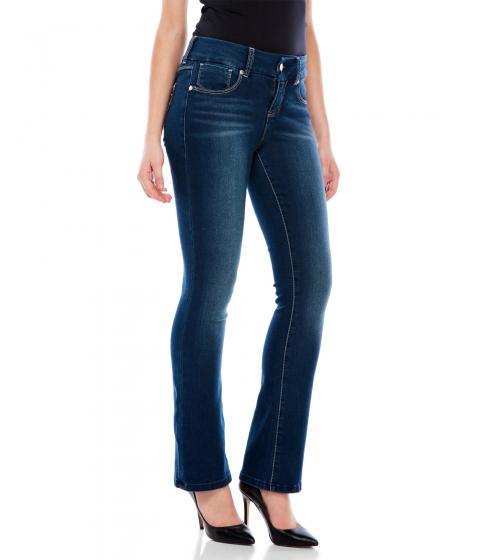 Imbracaminte Femei Seven7 Tummy-Less Slim Bootcut Jeans Barcelona
