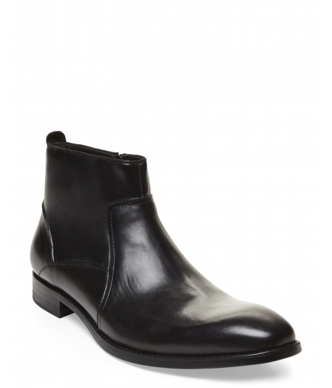 Incaltaminte Barbati Kenneth Cole Reaction Black Crisis Ave-rted Short Boots Black