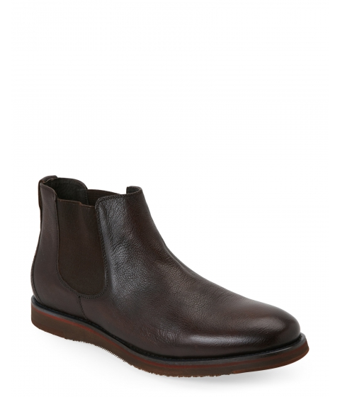 Incaltaminte Barbati Kenneth Cole Reaction Brown Thank Me Later Chelsea Boots Brown
