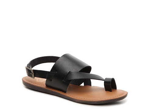 Incaltaminte Femei Crown Vintage Dottie Flat Sandal Black