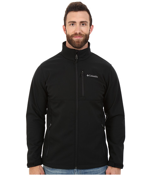 Imbracaminte Barbati Columbia Big amp Tall Ascendertrade Softshell Jacket Black
