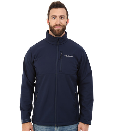 Imbracaminte Barbati Columbia Big amp Tall Ascendertrade Softshell Jacket Collegiate Navy