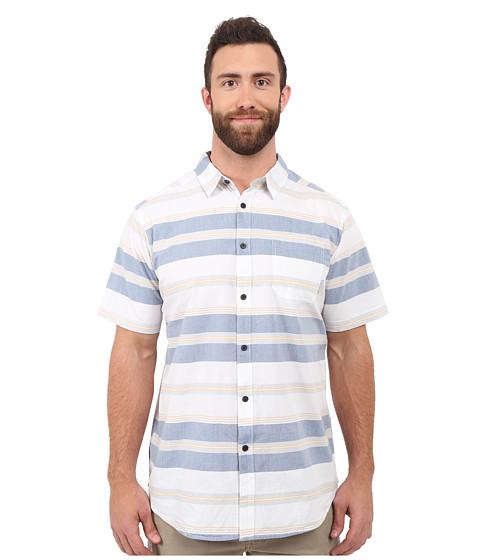 Imbracaminte Barbati Columbia Plus Size Thompson Hilltrade II Yarn Dye Shirt Night Tide Stripe