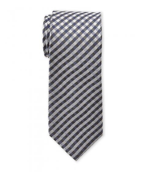Accesorii Barbati Ben Sherman Gingham Silk Tie Blue