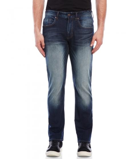 Imbracaminte Barbati Buffalo David Bitton Ash-X Basic Skinny Jeans Urban Worn