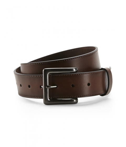 Accesorii Barbati Buffalo David Bitton Faux Leather Belt Brown