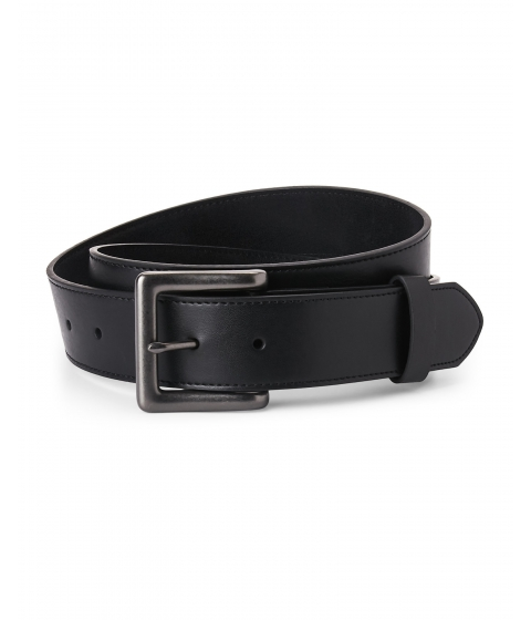 Accesorii Barbati Buffalo David Bitton Faux Leather Belt Black