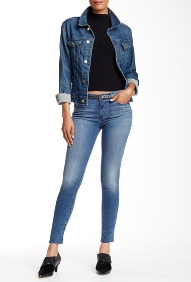 Imbracaminte Femei HUDSON Jeans Nico Mid Rise Super Skinny Ankle Jean SUMMERLAND
