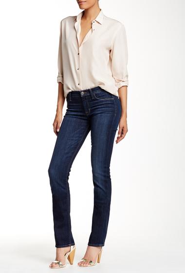 Imbracaminte Femei HUDSON Jeans Tilda Mid Rise Straight Leg Jean ELEMENTAL
