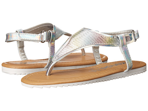 Incaltaminte Fete kensie Thong Sandals (Little KidBig Kid) Silver