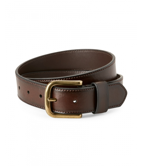 Accesorii Barbati Levi's Brown Bonded Leather Belt Brown
