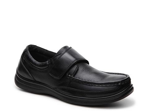 Incaltaminte Barbati Nunn Bush Matthew Slip-On Black