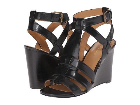 Incaltaminte Femei Nine West Farfalla Black Leather
