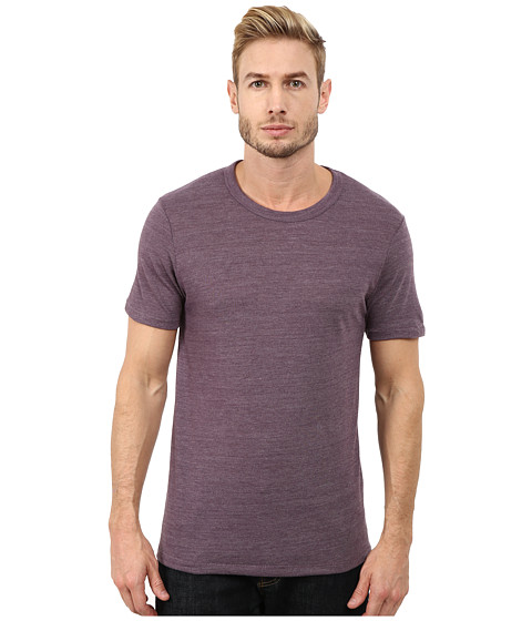 Imbracaminte Barbati Alternative Apparel Eco Crew Eco True Purple Haze