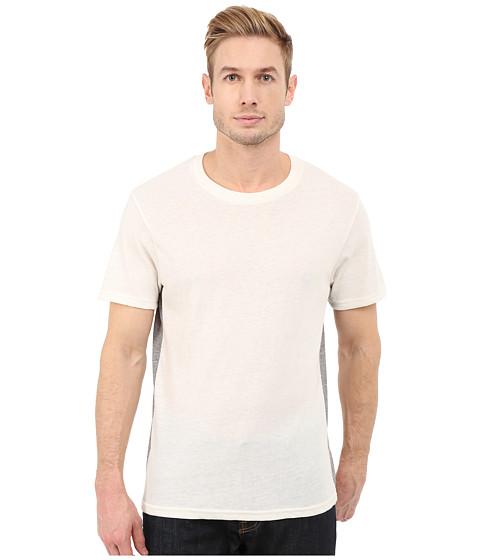 Imbracaminte Barbati Alternative Apparel Eco Jersey Runway T-Shirt Eco Ivory