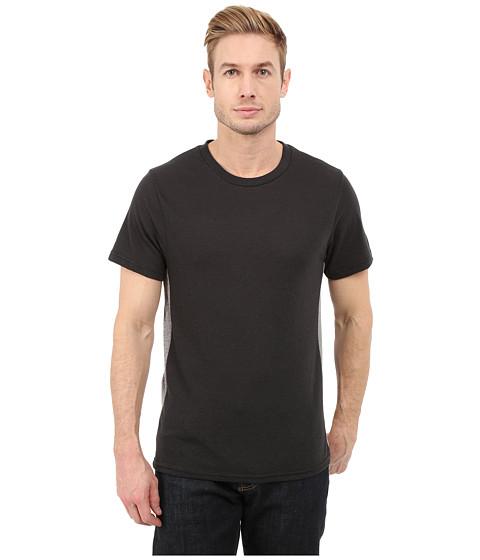 Imbracaminte Barbati Alternative Apparel Eco Jersey Runway T-Shirt Eco True Black