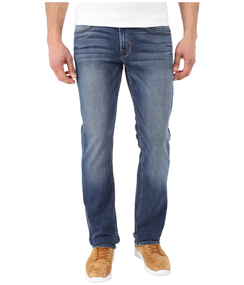 Imbracaminte Barbati Hudson Byron Five-Pocket Straight Leg Zip Fly Jeans in Perry Perry