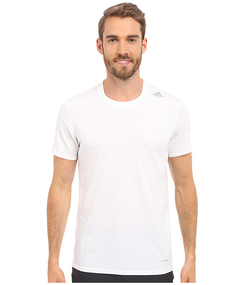 Imbracaminte Barbati adidas Techfittrade Fitted Short Sleeve Tee White