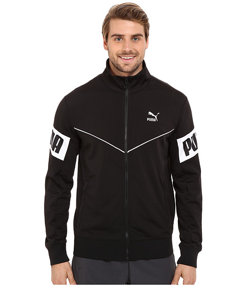 Imbracaminte Barbati PUMA Football Track Jacket Black