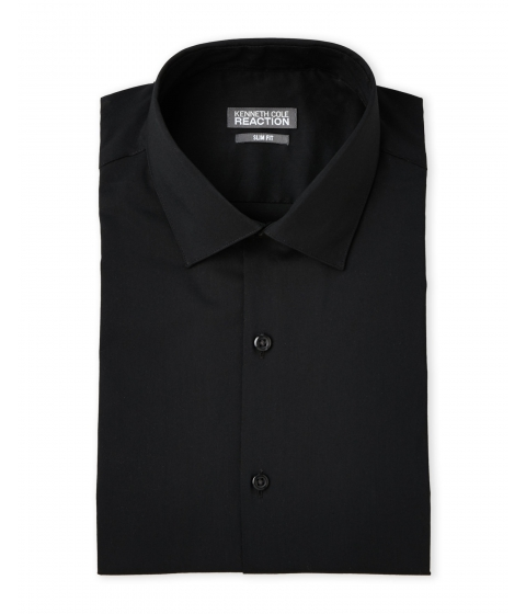 Imbracaminte Barbati Kenneth Cole Reaction Slim Fit Dress Shirt Black