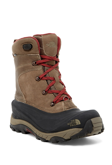 Incaltaminte Barbati The North Face Chilkat II Removable Liner Boot WEIMERANRBRN-CHRYSTAINBRN