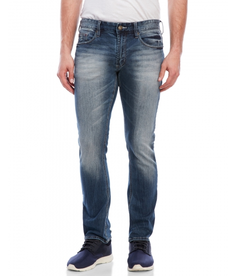 Imbracaminte Barbati Buffalo David Bitton Max-X Super Skinny Jeans Vintage Dirty