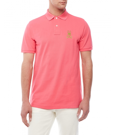 Imbracaminte Barbati Psycho Bunny Short Sleeve Embroidered Polo Crunch