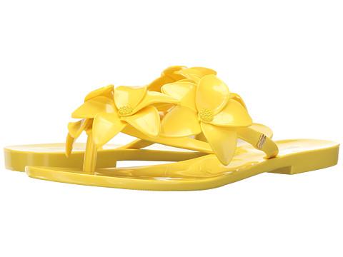 Incaltaminte Femei Melissa Shoes Melissa Harmonic Garden IV AD Yellow