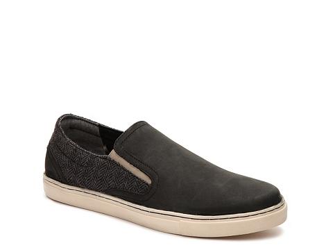 Incaltaminte Barbati Crevo Walden Slip-On Sneaker Black