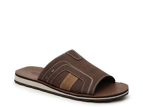 Incaltaminte Barbati Dr Scholl's Dr Scholl's Beal Slide Sandal Tan