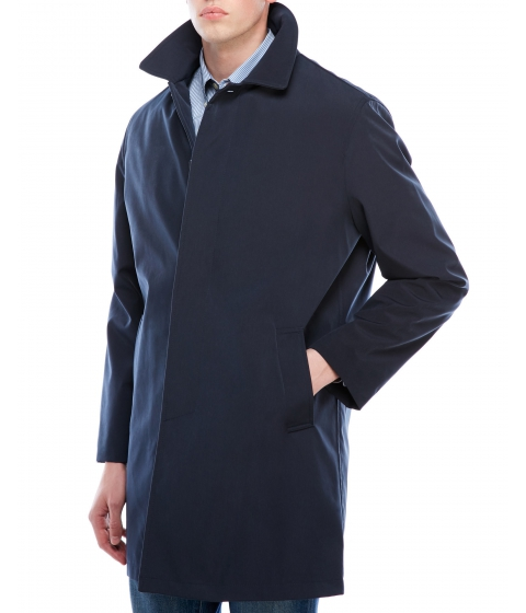 Imbracaminte Barbati Kenneth Cole New York Rally Raincoat Navy