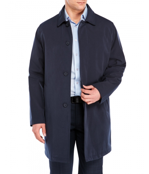 Imbracaminte Barbati Kenneth Cole New York Rally Raincoat Blue