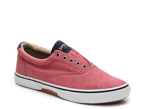 Incaltaminte Barbati Sperry Top-Sider Halyard Laceless Sneaker Red