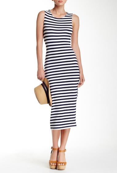 Imbracaminte Femei RDI Stripe Tube Dress Petite 14ZT NAVY