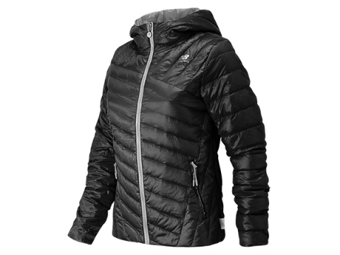 Imbracaminte Femei New Balance Ultra Light Down Jacket Black