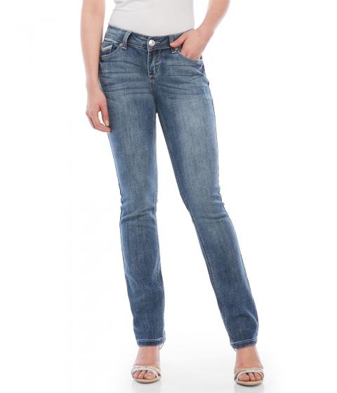 Imbracaminte Femei Seven7 Slim Straight Jeans Meadows