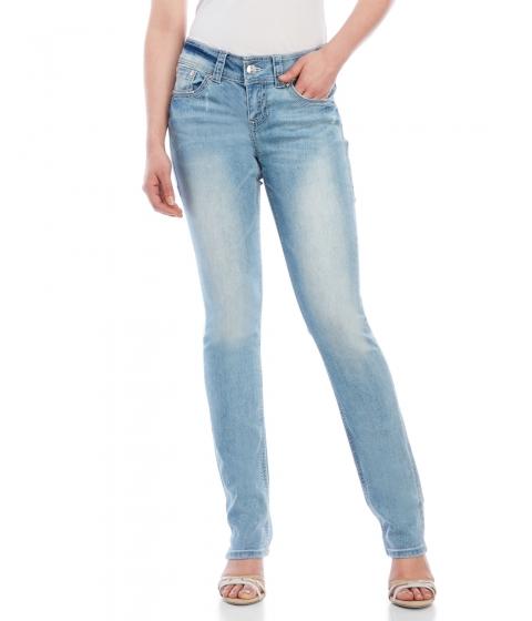 Imbracaminte Femei Seven7 Flextreme Stretch Slim Straight Jeans Gamma