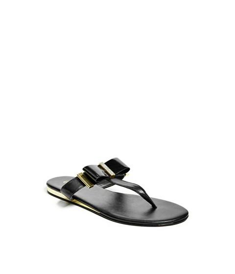 Incaltaminte Femei GUESS Anisha Bow Sandals black