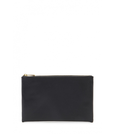Imbracaminte Femei Forever21 Textured Faux Leather Pouch Black