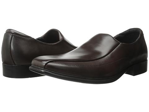 Incaltaminte Barbati SKECHERS Nightfall Dark Brown Leather