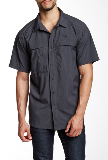Imbracaminte Barbati The North Face Cool Horizon Shirt ASPHALT GR