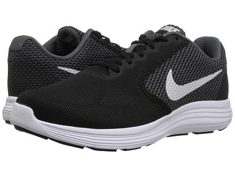 Incaltaminte Barbati Nike Revolution 3 Dark GreyBlackWhite